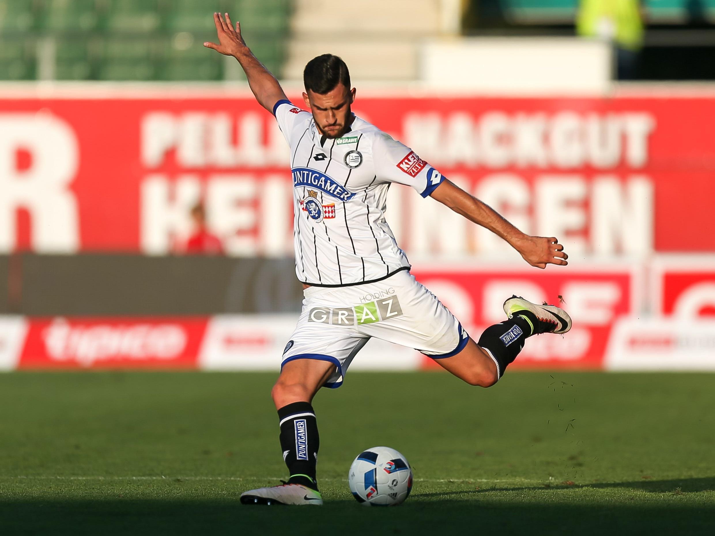 LIVE-Ticker zum Spiel SV Mattersburg gegen Sturm Graz ab 16.00 Uhr.