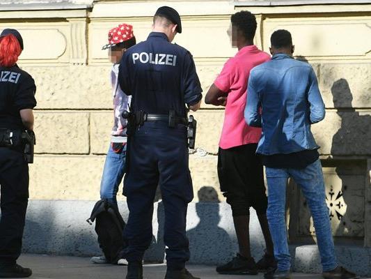 Die Drogenkriminalität ist in Österreich merkbar angestiegen.