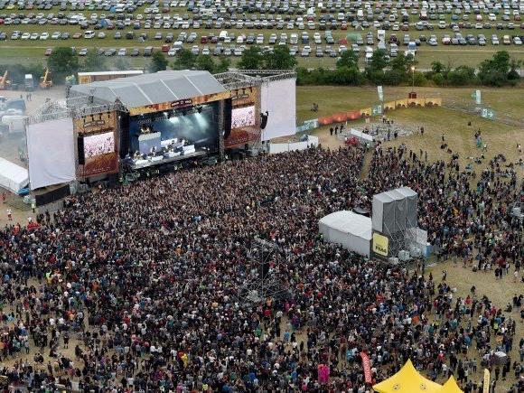 Das Nova Rock findet 2017 am dritten Juni-Wochenende statt.