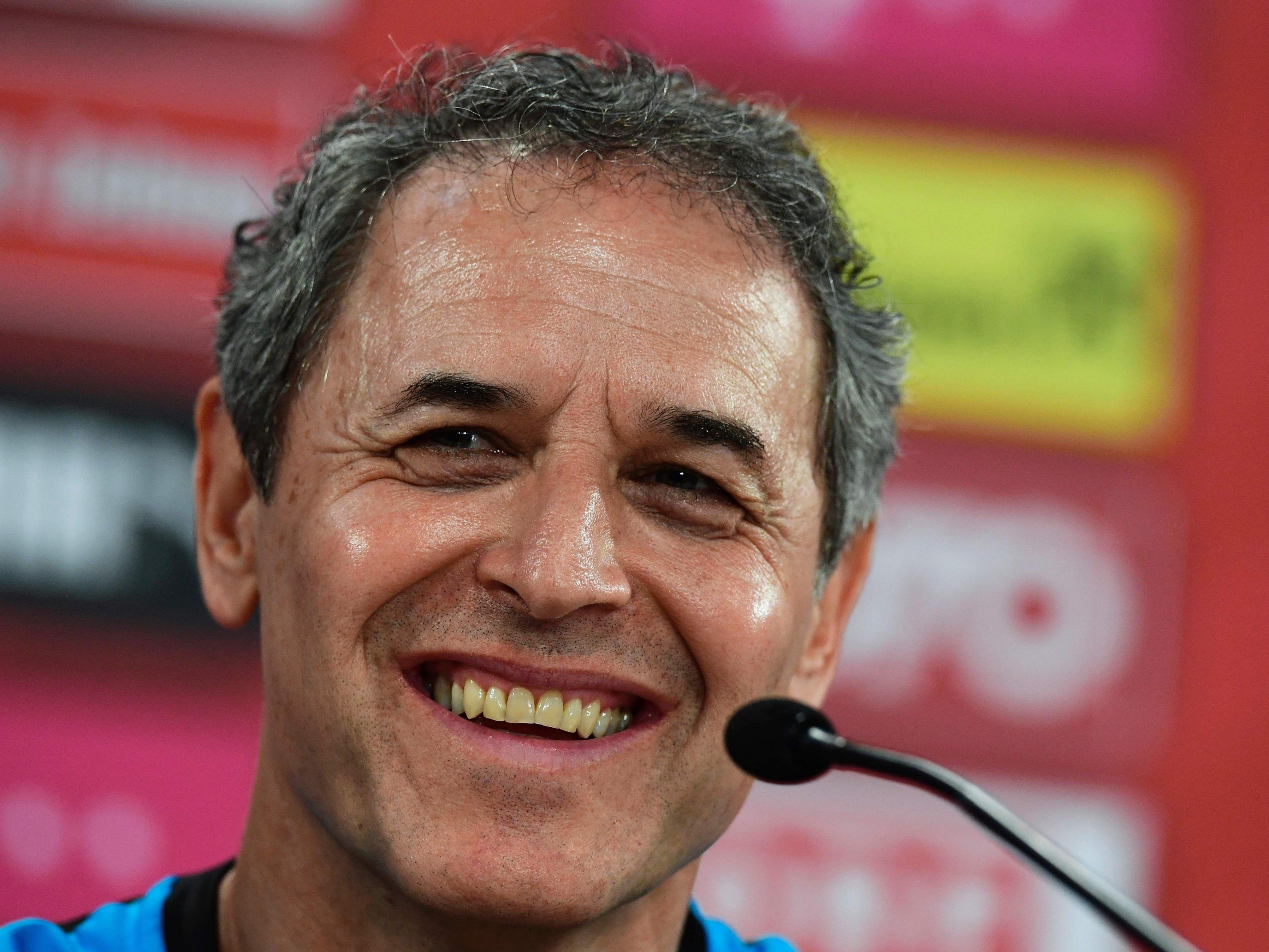 ÖFB-Teamchef Marcel Koller hat den Kader für das Georgien-Spiel nominiert.