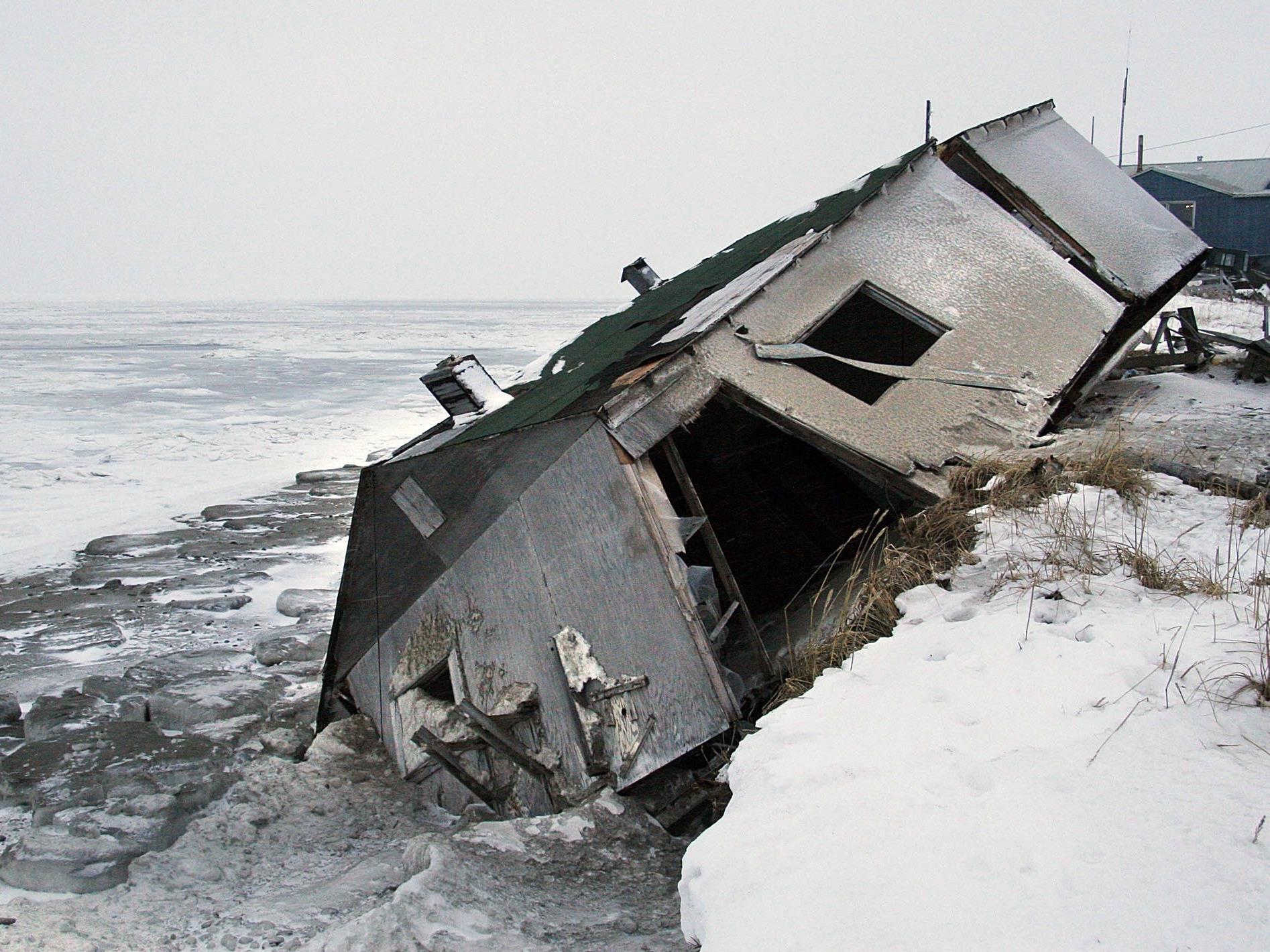 Das Inseldorf kämpft gegen den Klimawandel