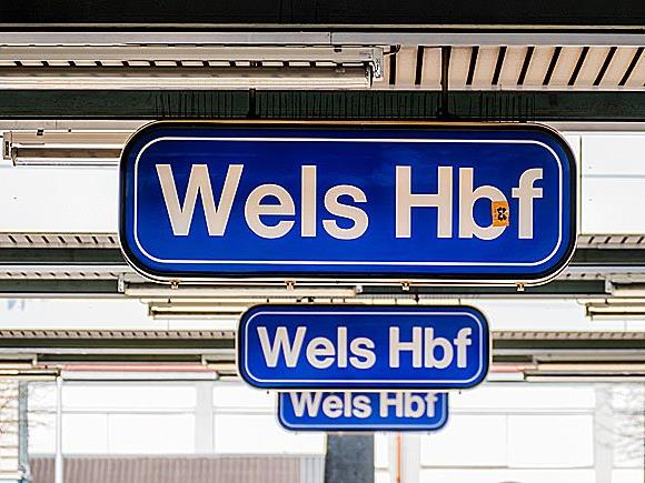 Terror-Drohung gegen den Bahnhof Wels: Vermutlich Imponiergehabe des 55-jährigen Niederösterreichers