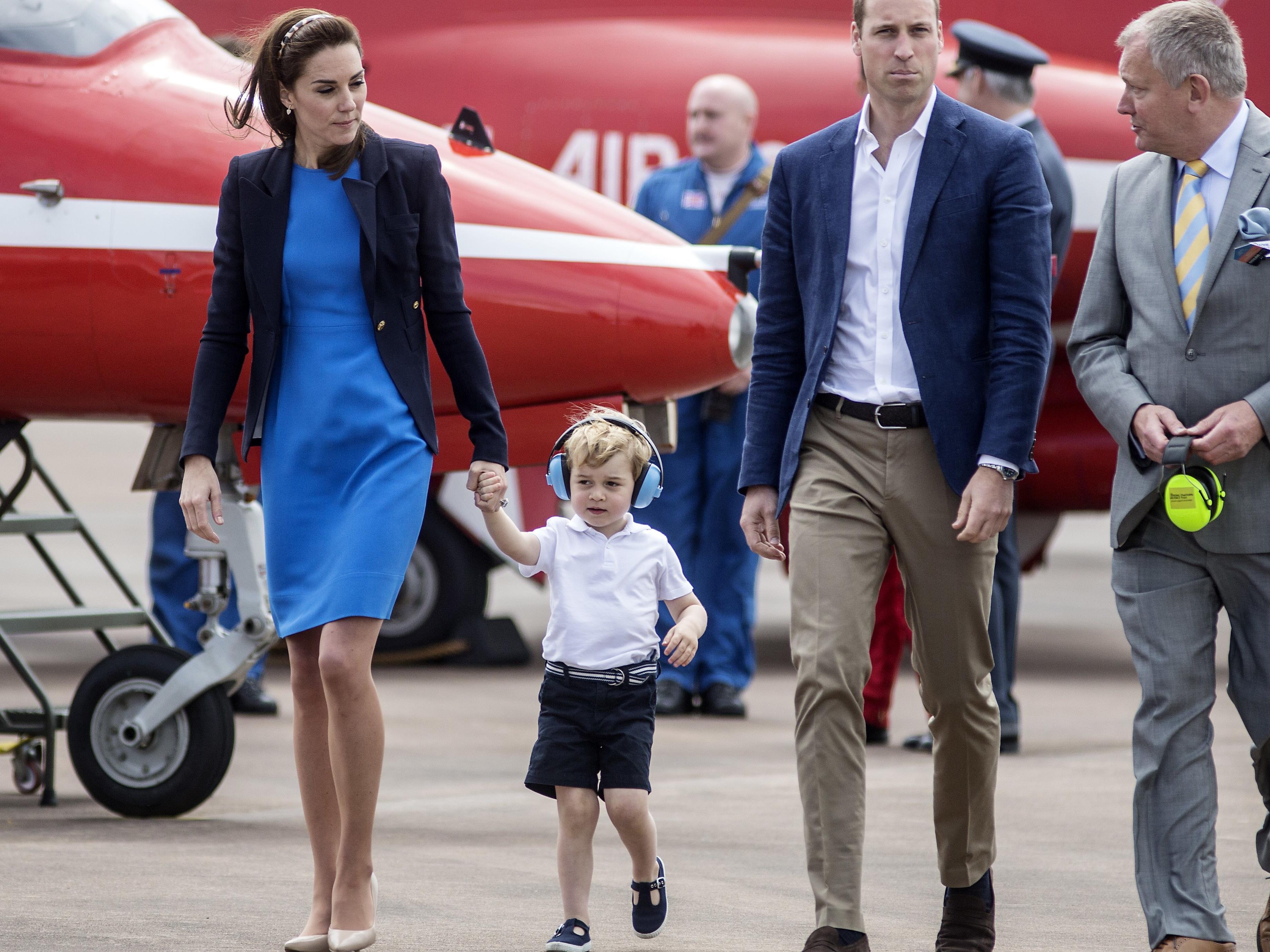 Wohin gehen die Königsfamilien im Sommer?