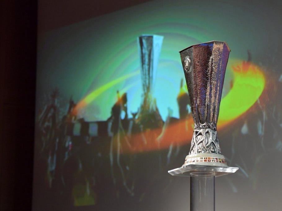 Das sind die Europa League-Gruppen von Rapid Wien, Austria Wien und Red Bull Salzburg.