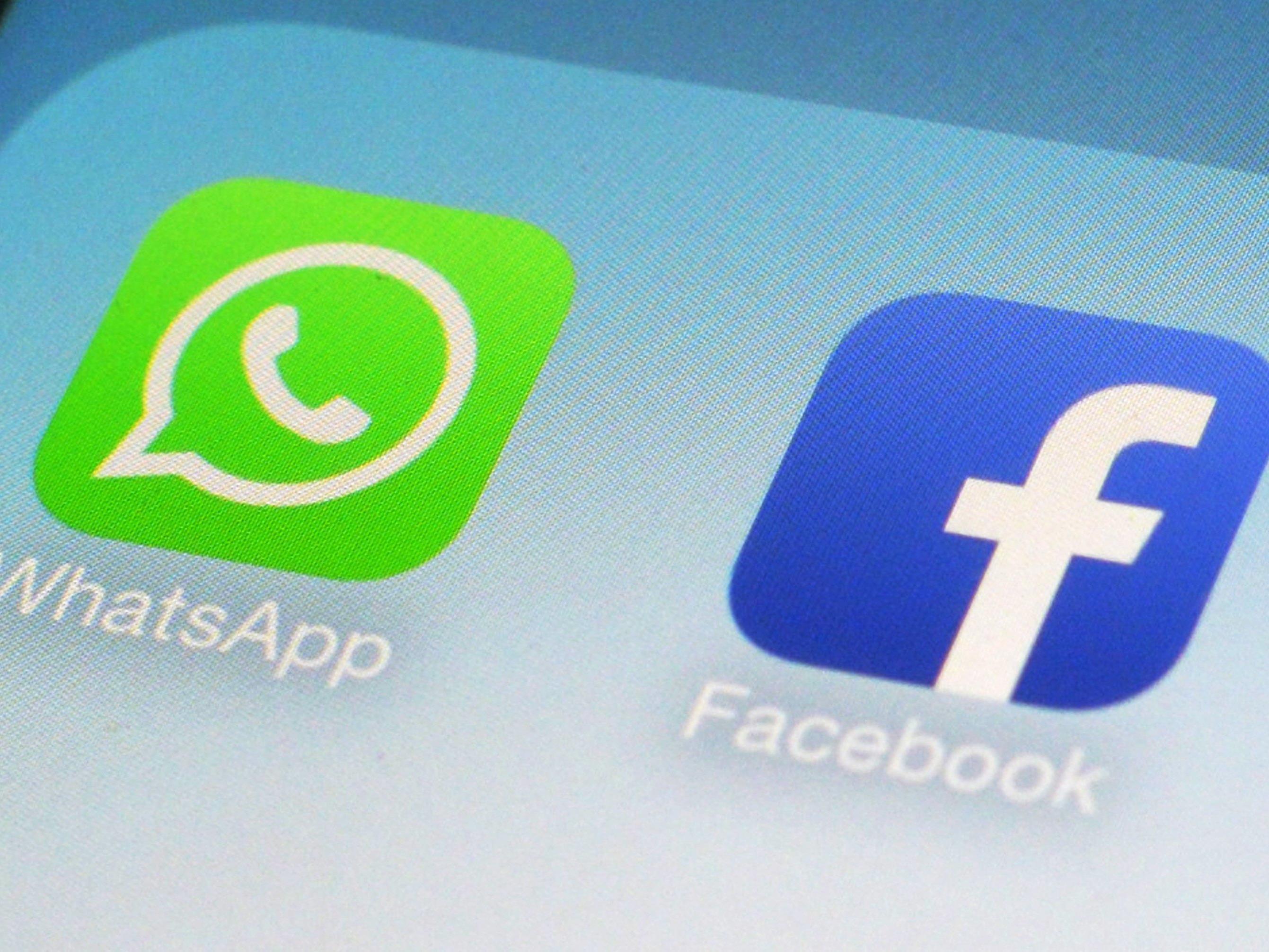 Facebook und Whatapp werden enger zusammenarbeiten