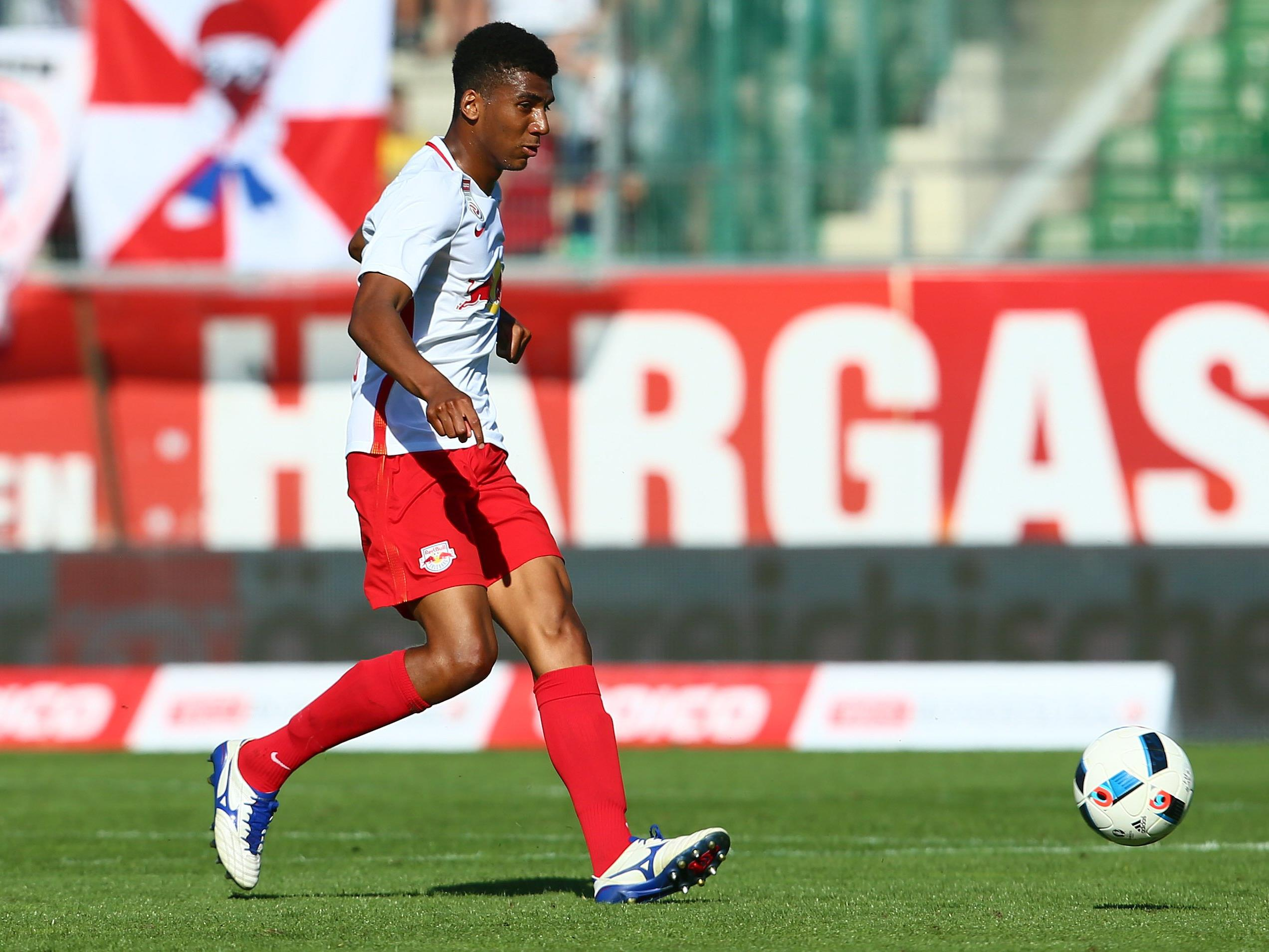 Bernardo Fernandes da Silva Junior verlässt Salzburg.