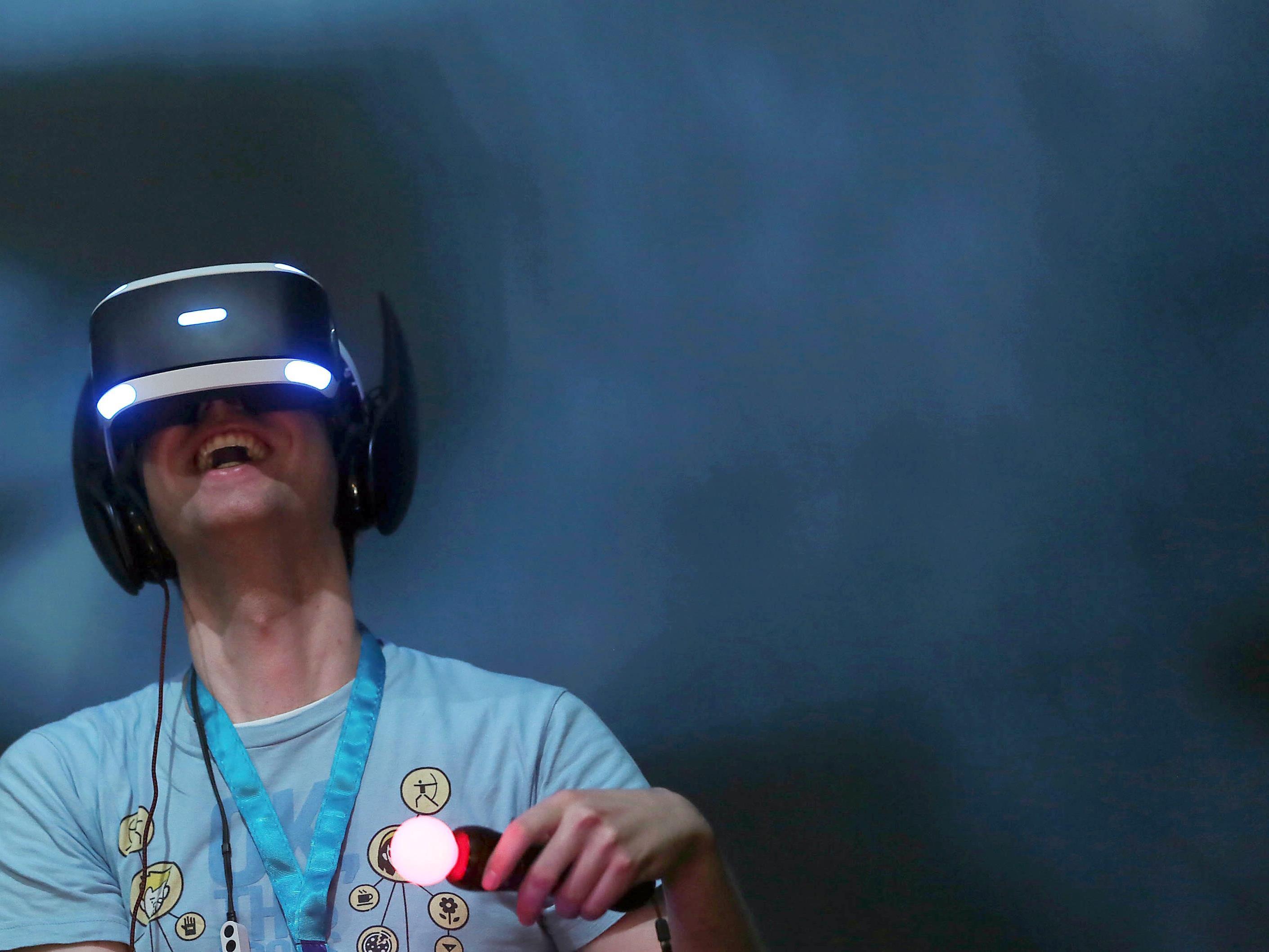 Die Gamescom steht im Zeichen der virtuellen Realität