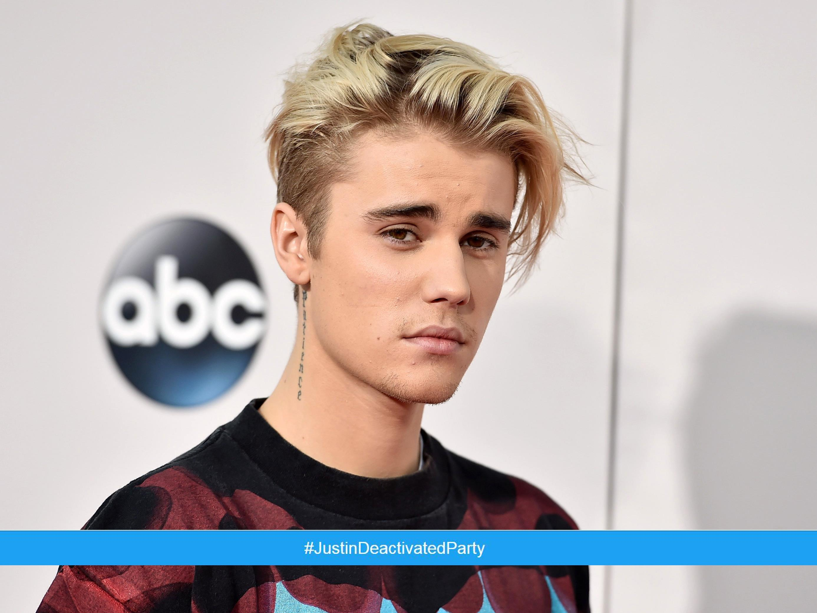 Drama um Justin Biebers Instagram-Aus