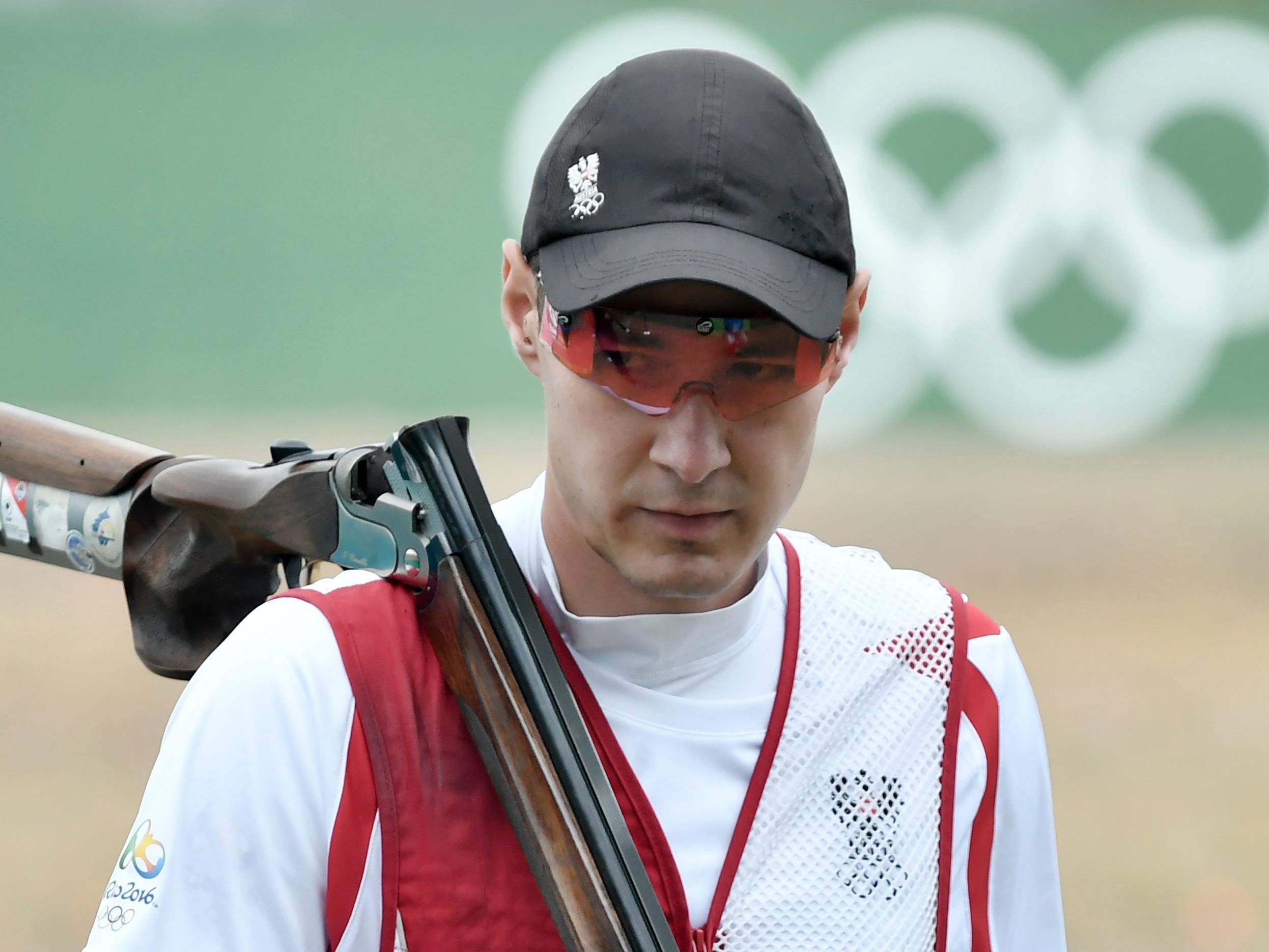 Sebastian Kuntschik am Freitag während des Wettkampfs.