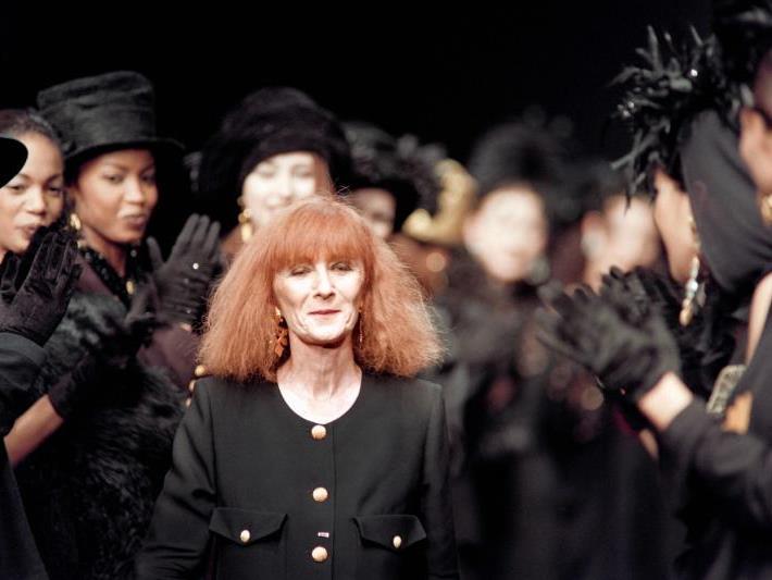 Sonia Rykiel war eine Ikone der Modewelt.