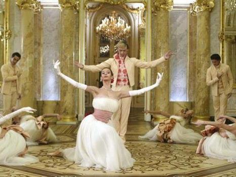 Das Neujahrs-Ballett wird diesmal in der Hermesvilla zu sehen sein.