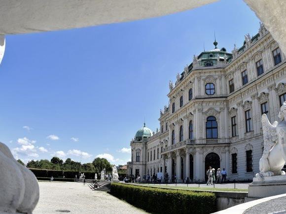 Ab 2017 soll es eine neue Doppelspitze für das Belvedere-Museum in Wien geben