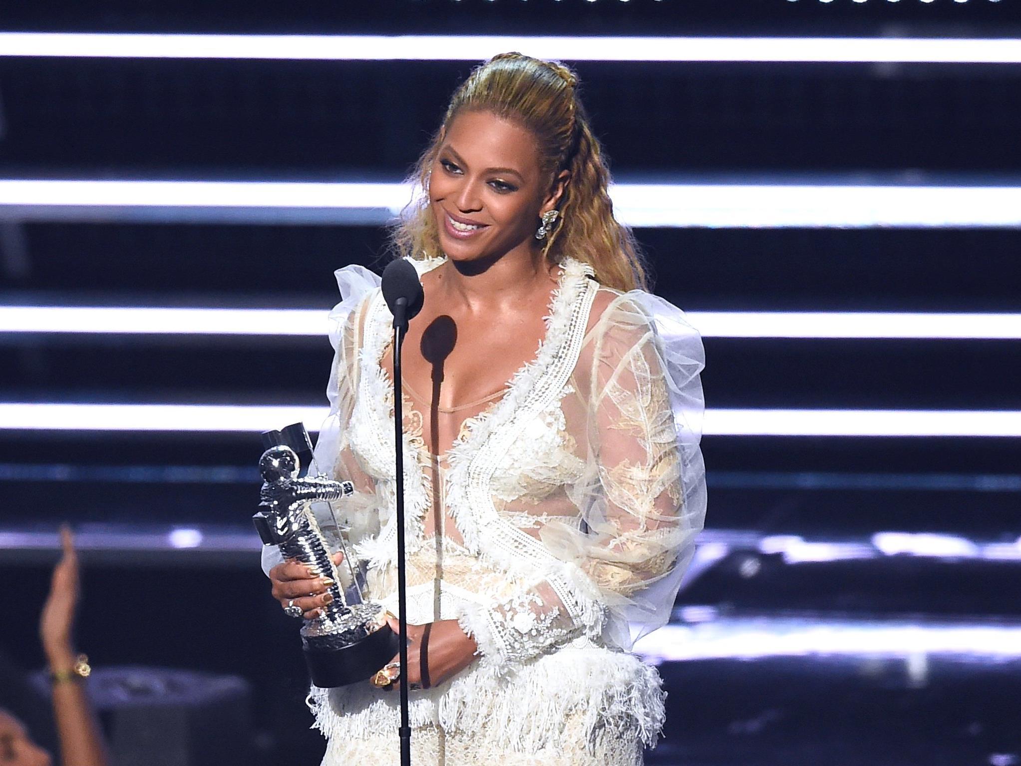 Beyoncé war die große Abräumerin.