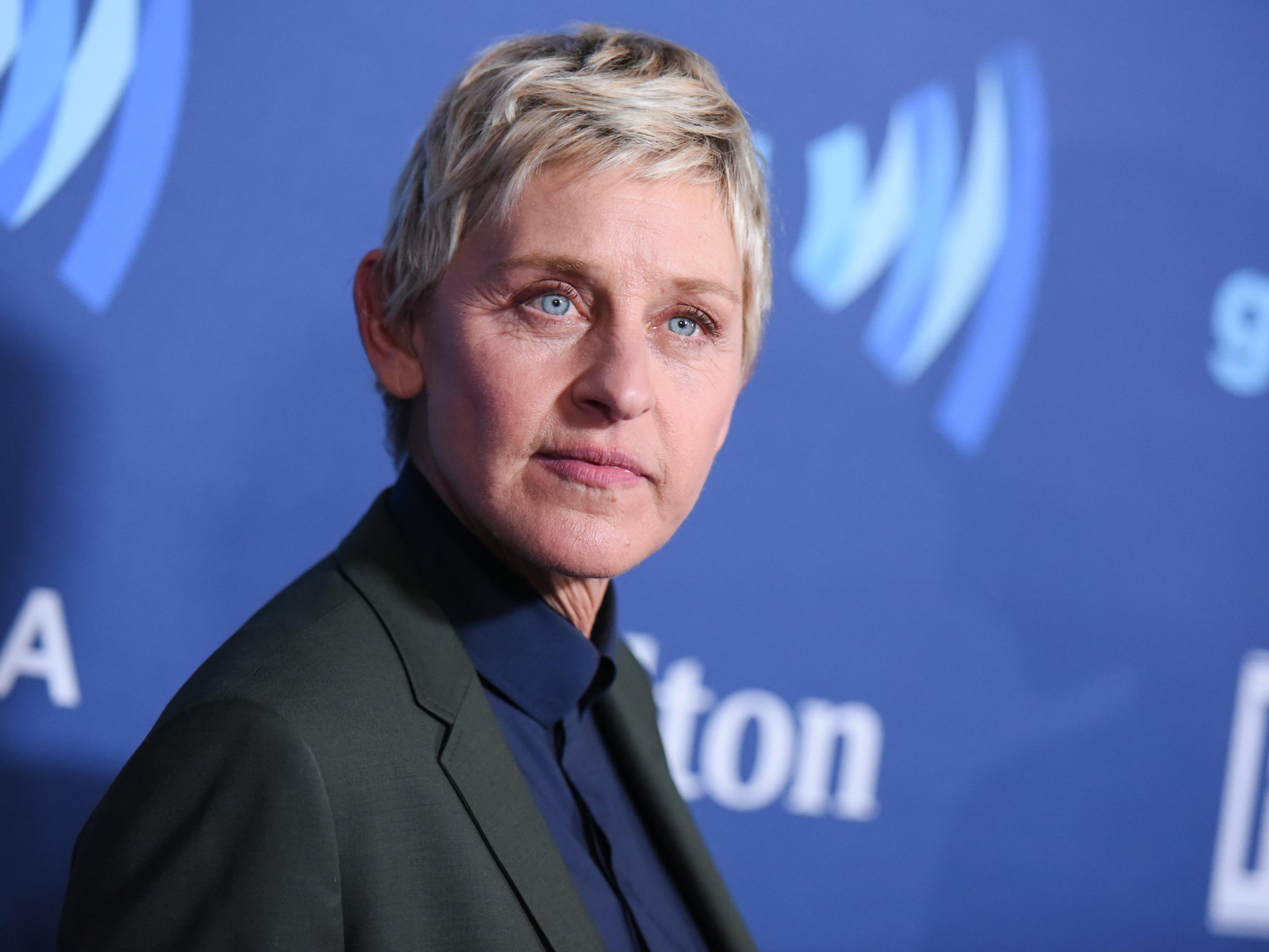 Ellen DeGeneres muss Kritik einstecken.