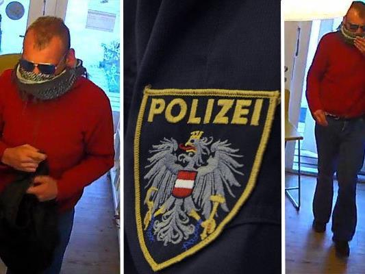 Wegen Einbruchs fahndet die Polizei nach diesem Mann.