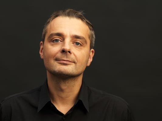 Thomas Maurer erhielt den Österreichischen Kabarettpreis 2016.