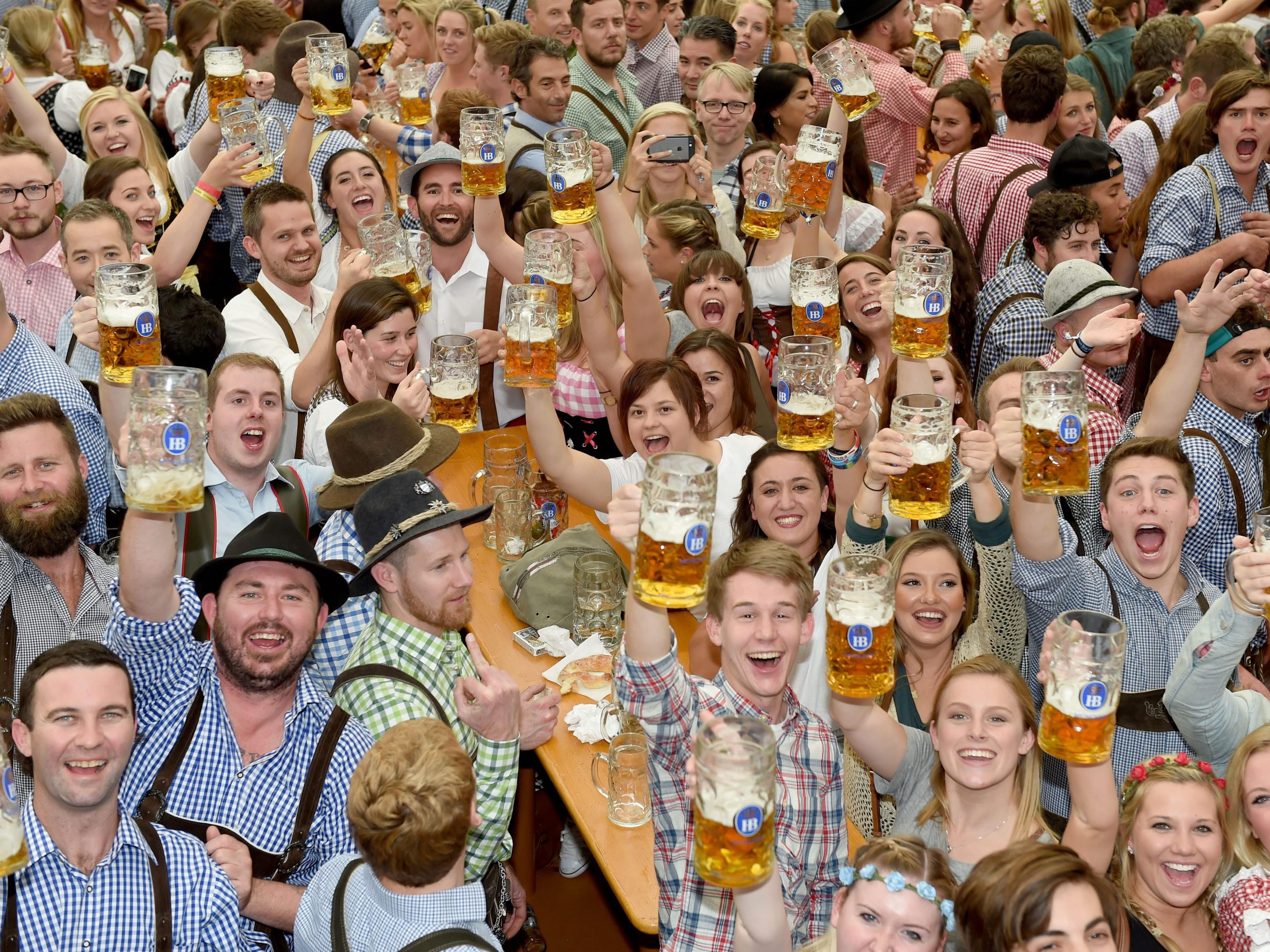 Das Oktoberfest startet heuer am 16. September.