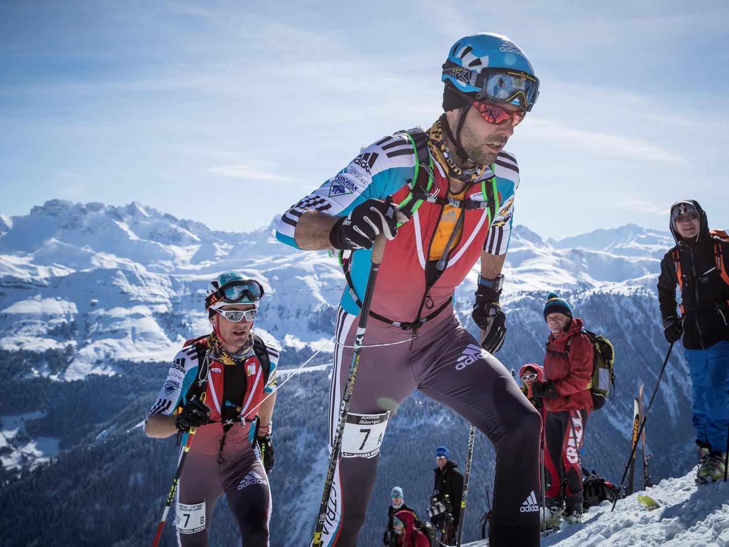Jakob Herrmann gilt als bester Skibergsteiger in Salzburg.