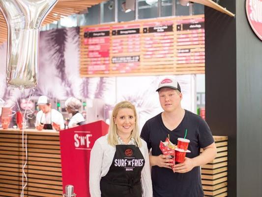 Surf'n'Fries eröffnet Filialen in Wien.