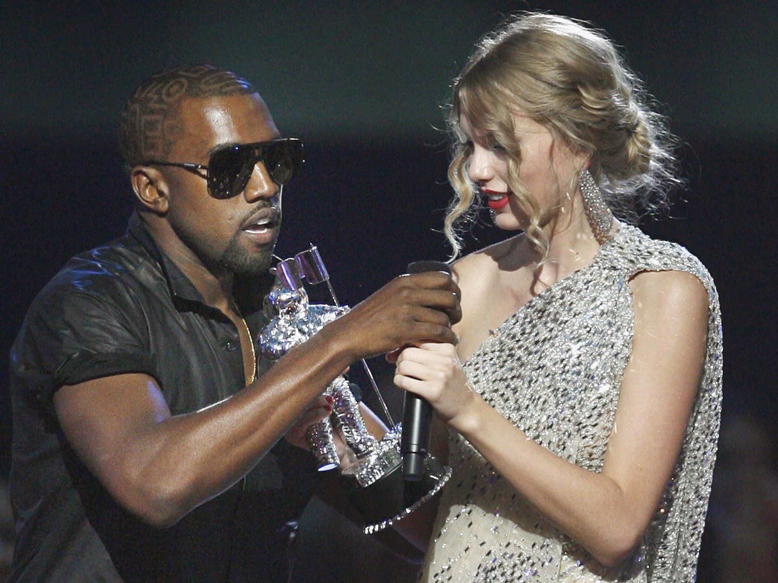 Der Beginn des Streis: Die MTV Video Music Awards 2009