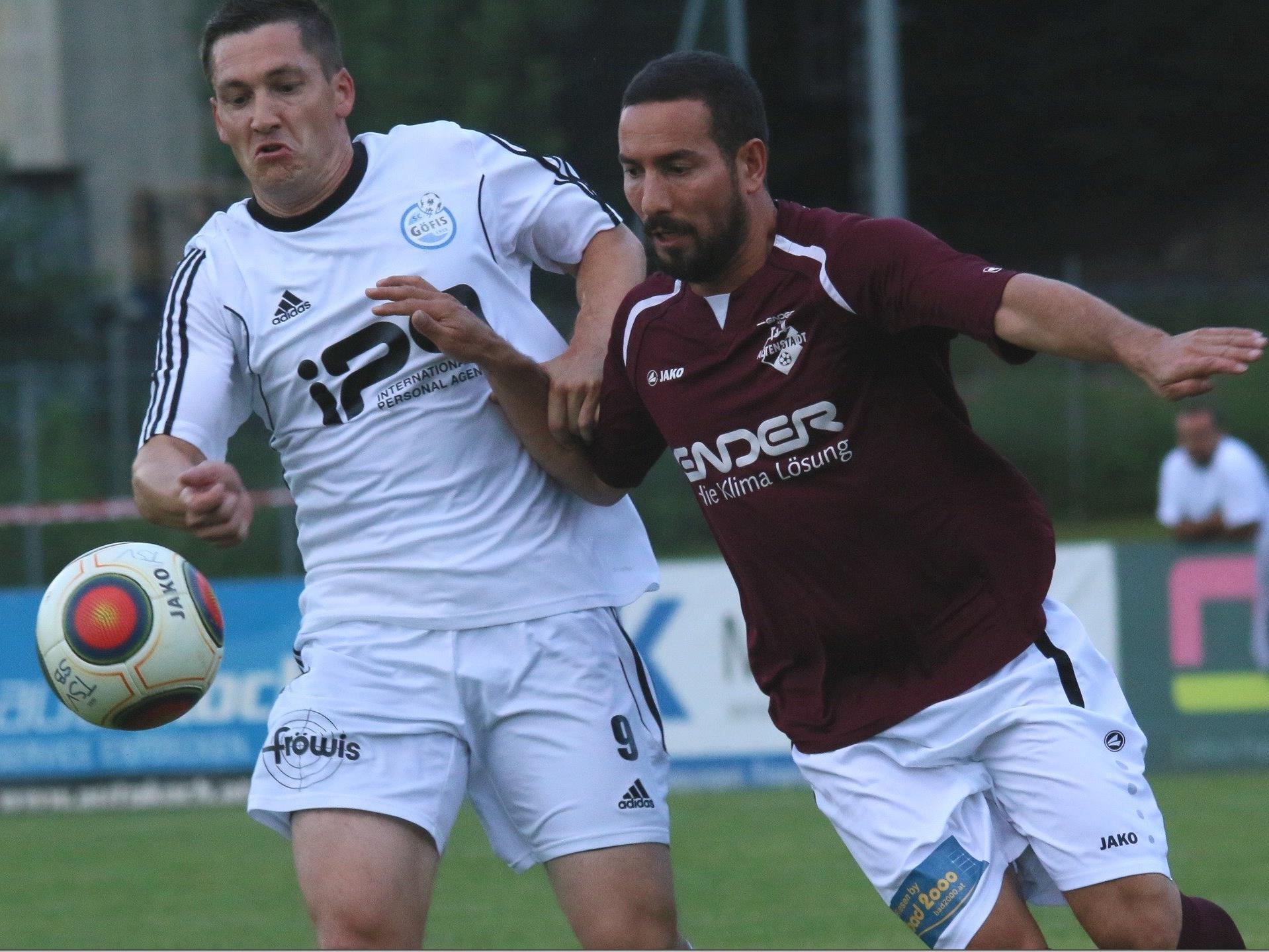 Altenstadt eliminiert Göfis im Pokal
