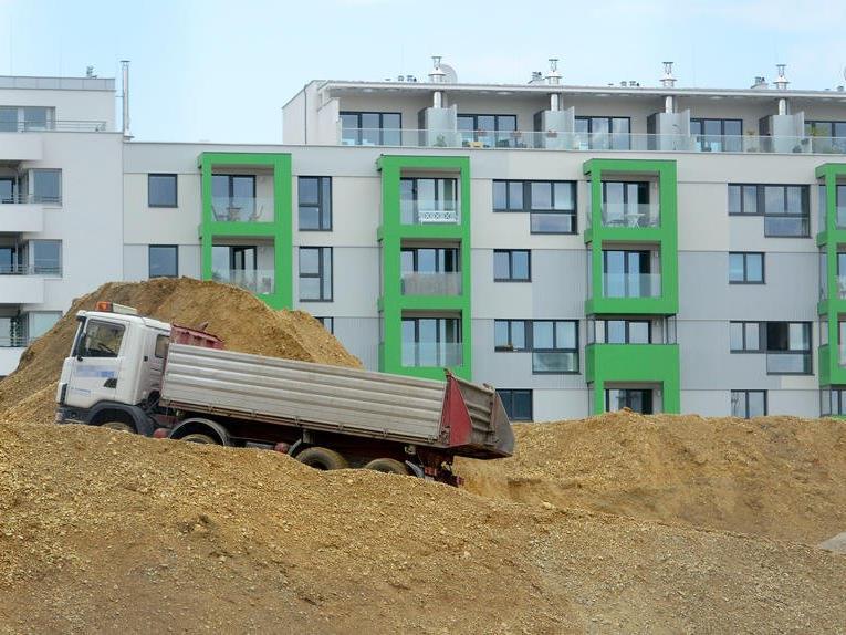 In Wien entstehen mehr Wohnungen.