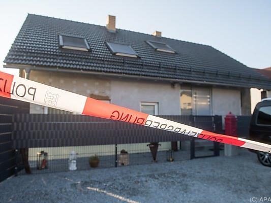 Der Tatort in Kirchroth