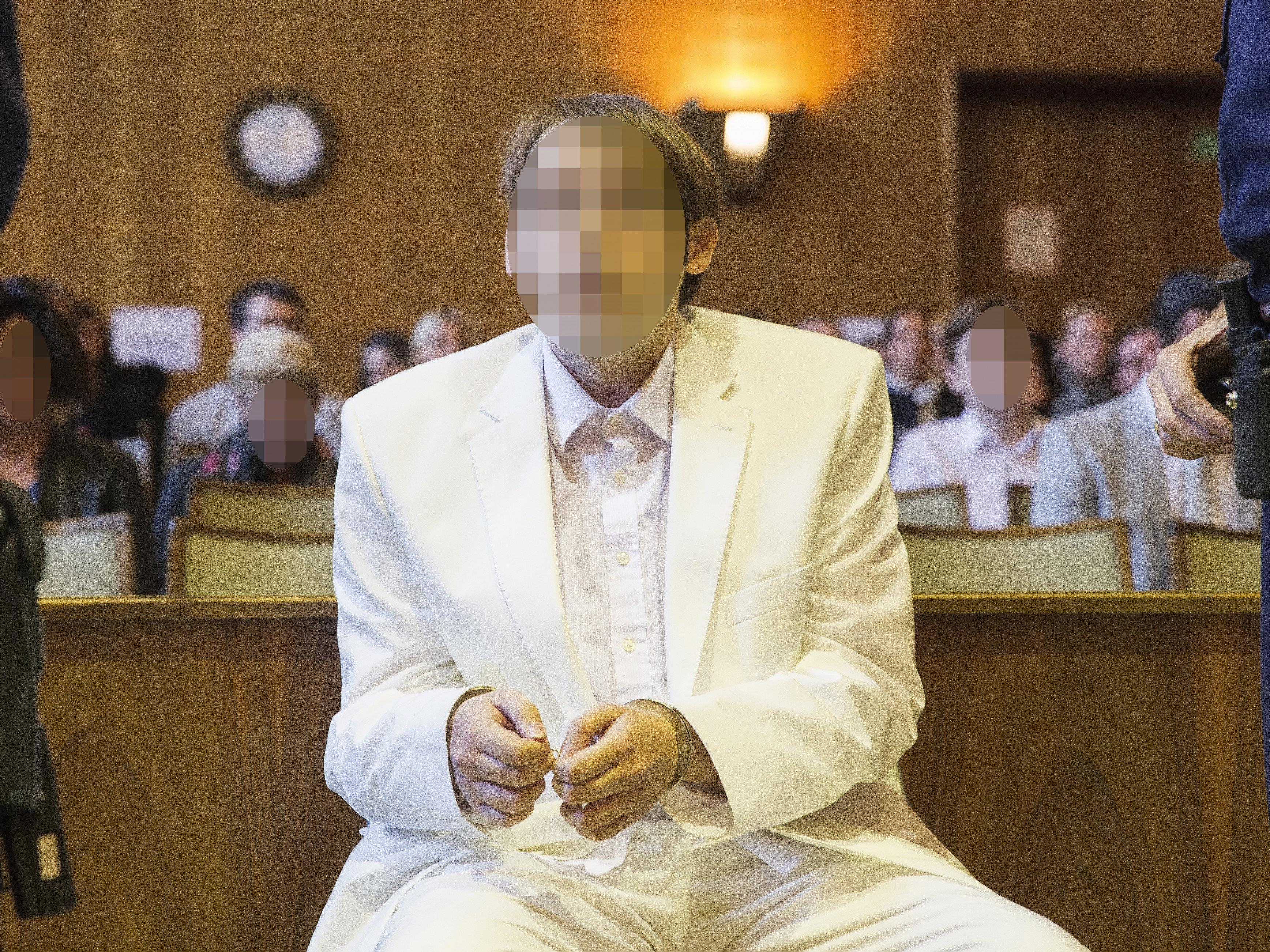 Der Grazer Amok-Fahrer Alen R. wurde für zurechnungsfähig befunden und verurteilt.