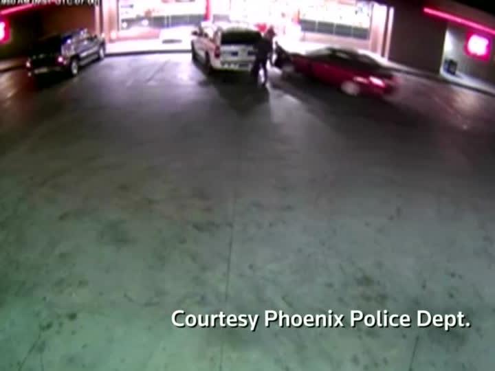 Angriff auf Polizisten in Arizona