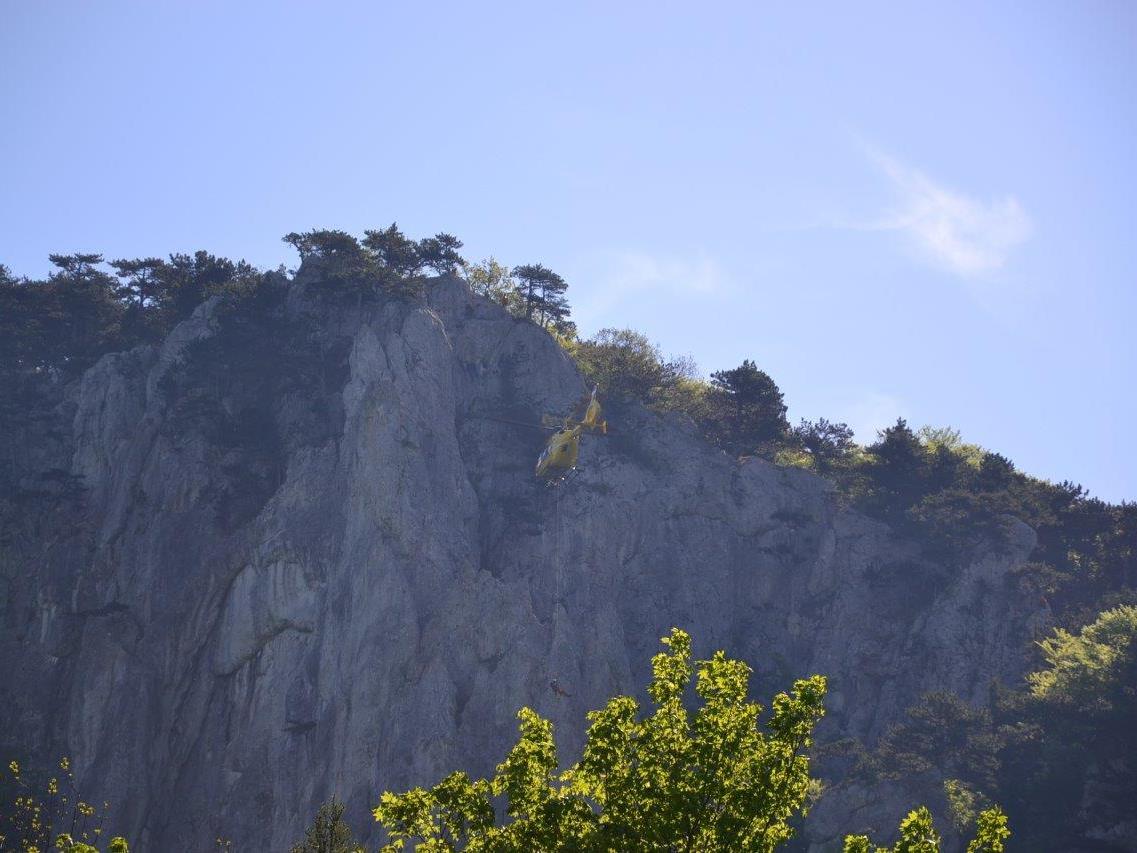 Hier geschah der tödliche Alpinunfall