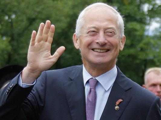 Fürst Hans-Adam II. von Liechtenstein: In seinem Land gibt es immer mehr Millionäre.