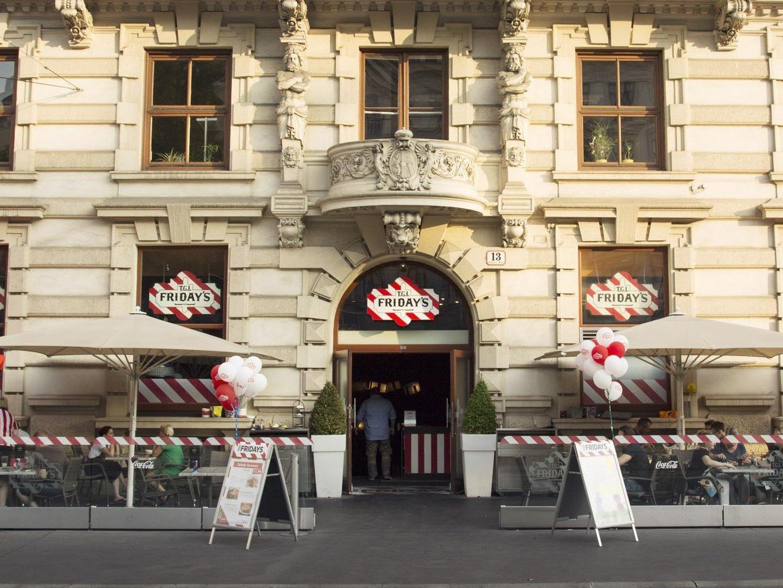 VIENNA.at verlost vier Plätze für den Oktoberfest-Brunch im TGI Fridays.