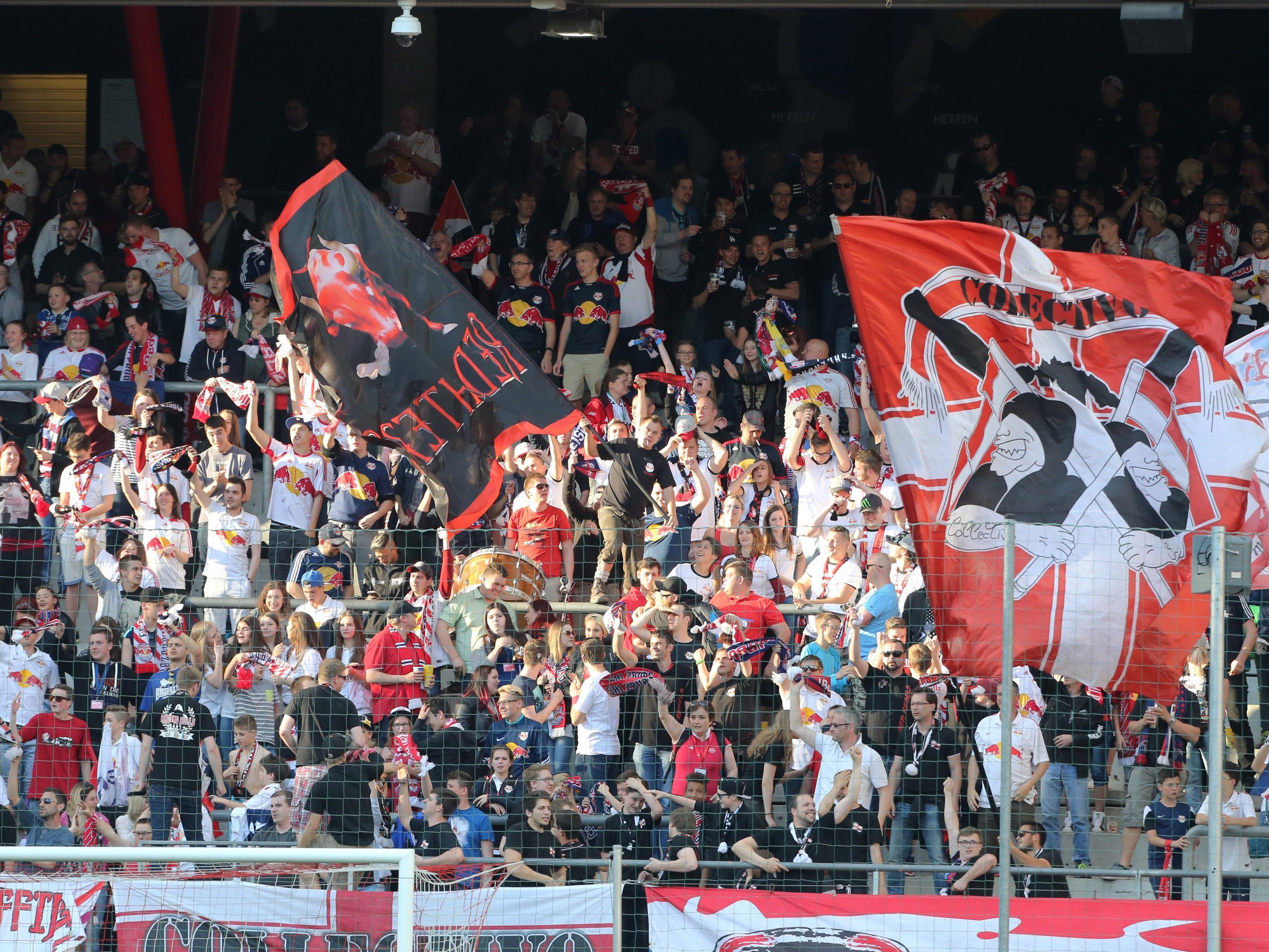 Die Salzburger Fans wollen Klartext vom Verein hören.