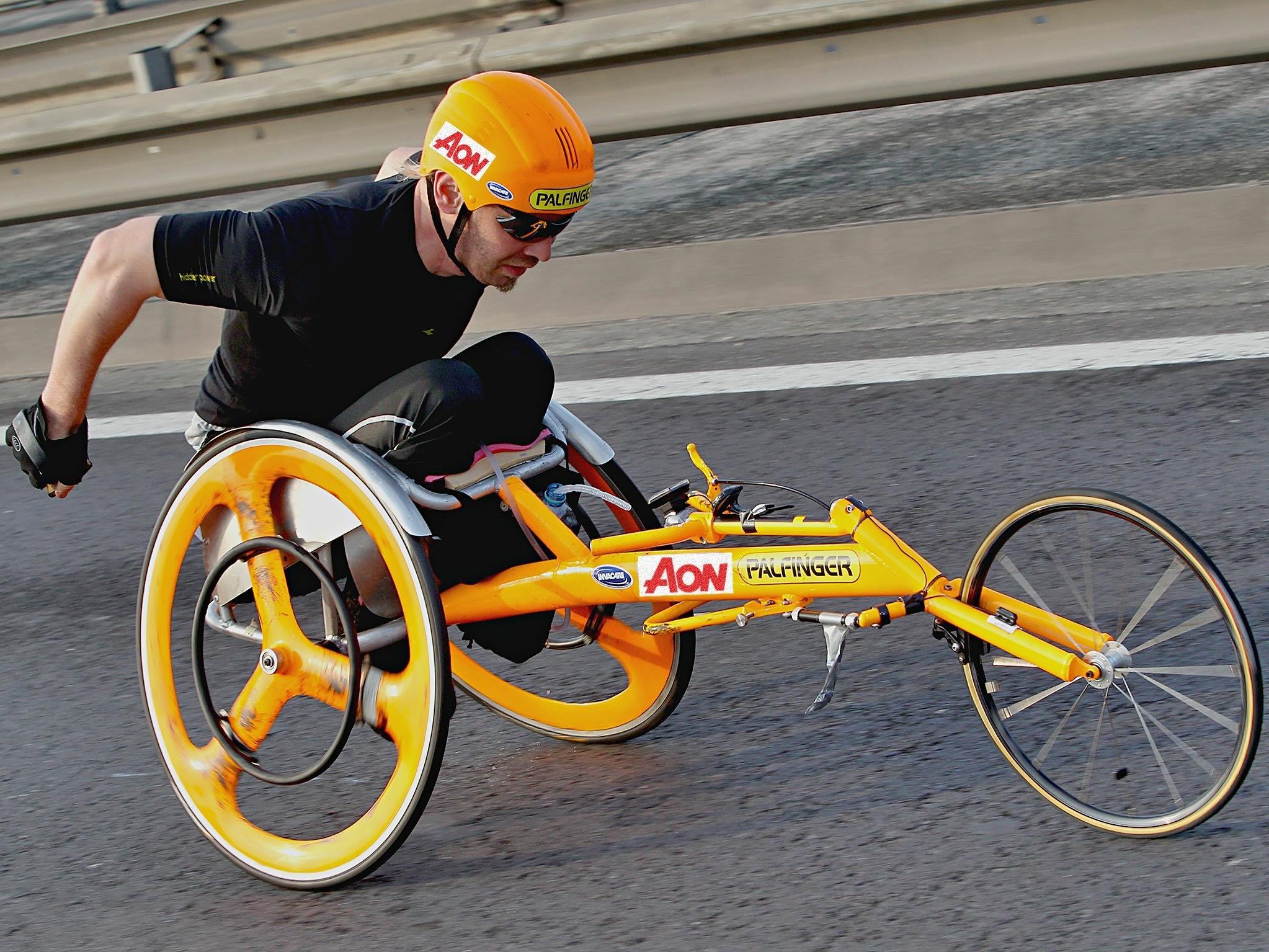 In Rio geht Thomas Geierspichler wieder auf Medaillenjagd.