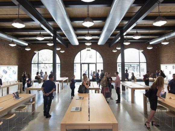 Die Gerüchte um den ersten Apple-Store in Wien verdichten sich.