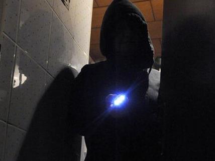 Der mutmaßliche Einbrecher war in die Wohnung des Vaters eingedrungen