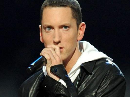 Der Rapper Eminem ist für seine ehrliche Art bekannt.