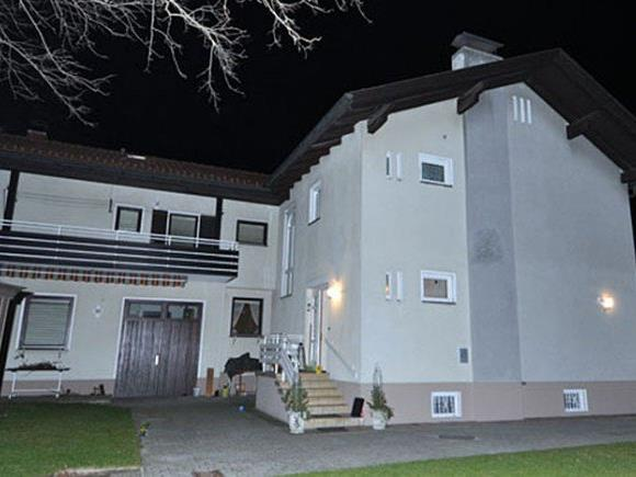 In diesem Haus kam es zu der Home Invasion.