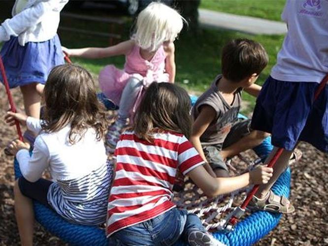 Immer mehr Kinder in Wien - die auch entsprechende Betreuung brauchen.
