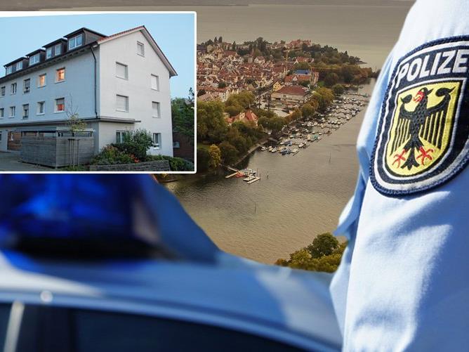 In Lindau wurde ein 9-jähriges Mädchen tot aufgefunden. Die Polizei fand Hinweise auf ein Familiendrama. Die Mutte lag ebenfalls schwer verletzt in der Wohnung.