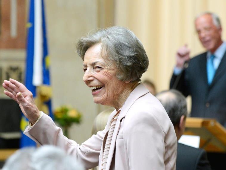 Die frühere Zweite Präsidentin des Nationalrates Marga Hubinek ist verstorben.