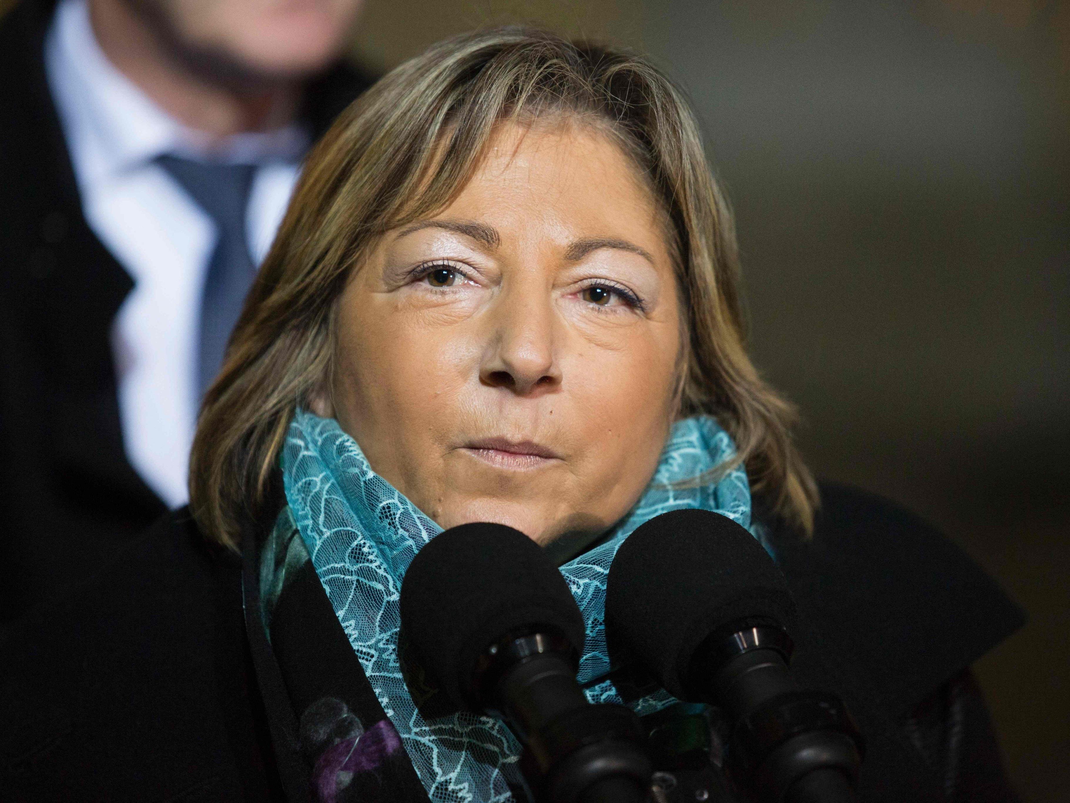 Natacha Bouchart ist die konservative Bürgermeisterin von Calais.
