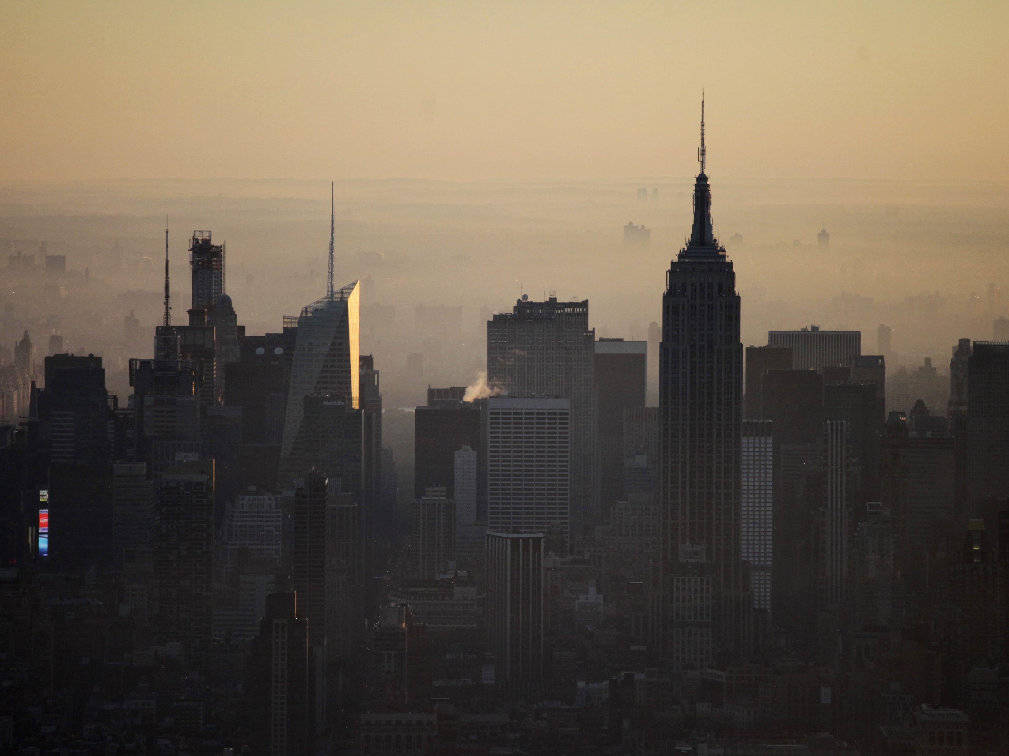 Wie sah New York wohl 1962 aus?