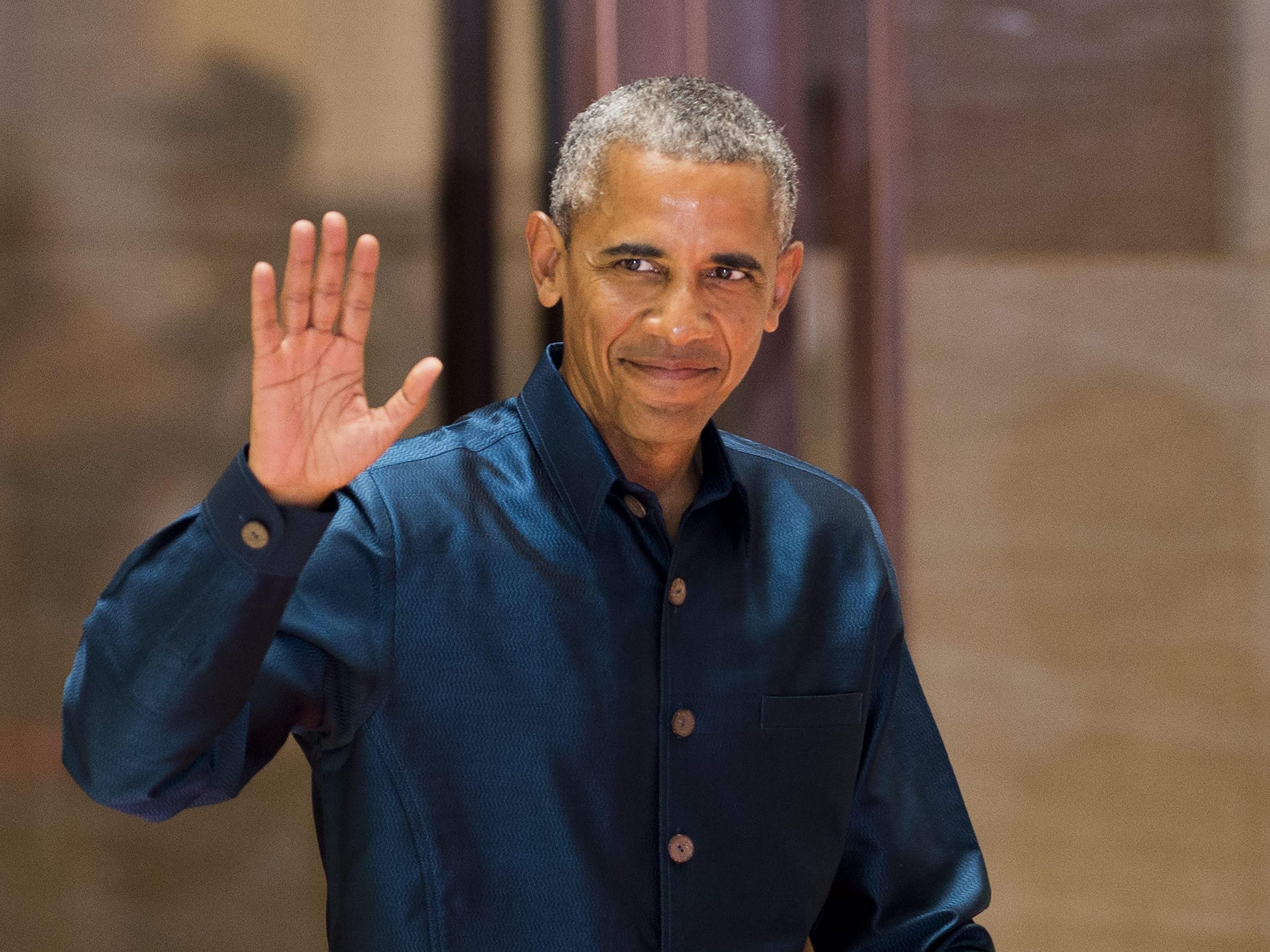 Obama nimmt die Beleidigungen von Duterte nicht persönlich.