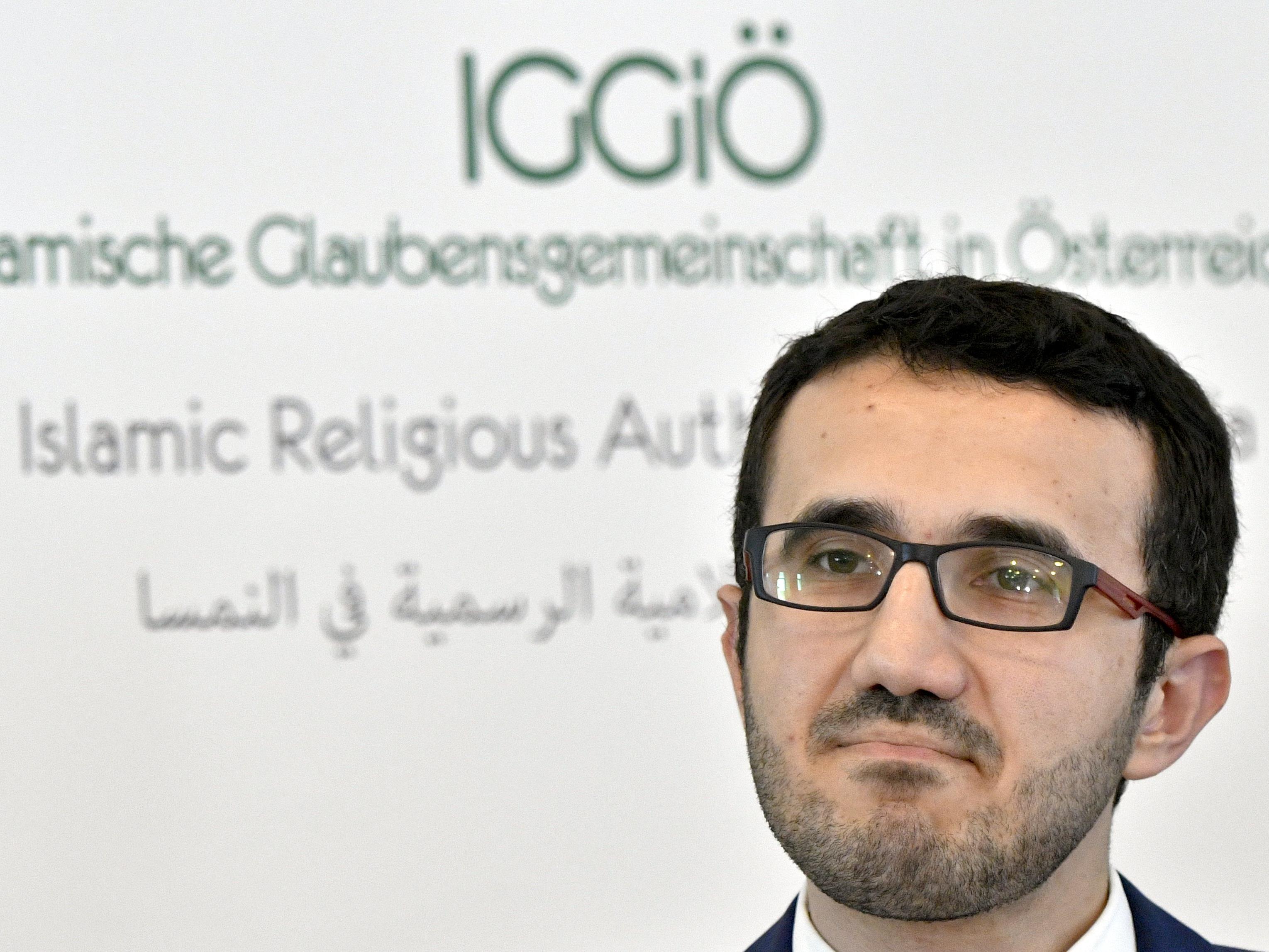 Ibrahim Olgun, Präsident der Islamischen Glaubensgemeinschaft in Österreich, erläuterte auf einer Pressekonferenz die Zukunftspläne der IGGiÖ.