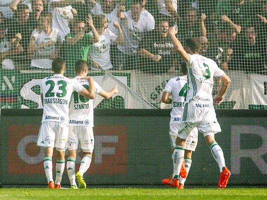 Rapid startet gegen den belgischen Klub KRC Genk in den Hauptbewerb der Europa League 2016/17.