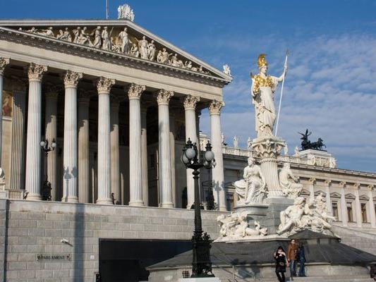 Am Nationalfeiertag öffnet das Wiener Parlament wieder seine Tore für die Bevölkerung.