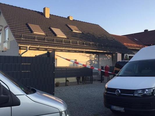 """""""Donau TV"""" veröffentlichte auf seiner Facebook-Seite Fotos vom Tatort. Hier wurde die 45-jährige Schwangere attackiert."""