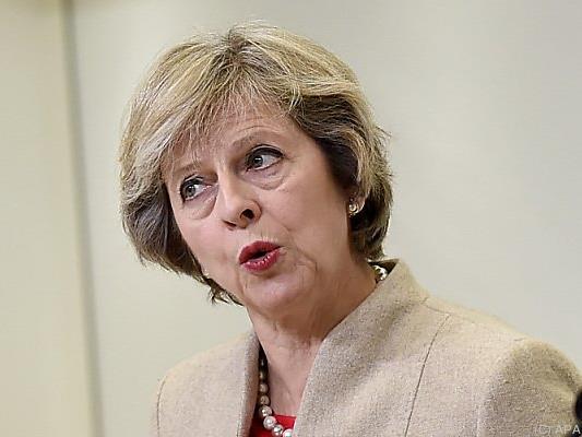 """May will kein Votum über """"Artikel 50"""""""