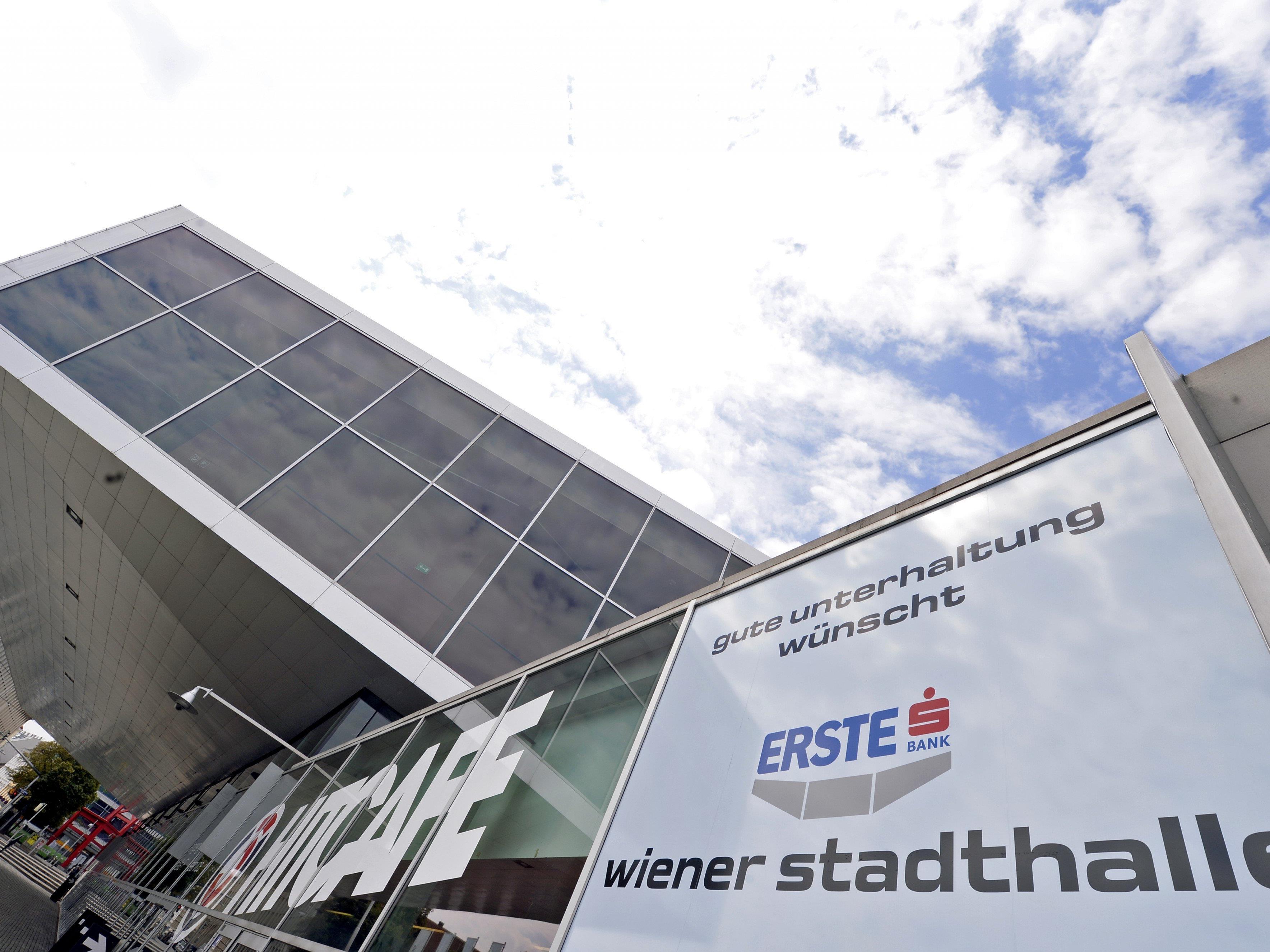 Rund um die Wiener Stadthalle wird es am Erste Bank-Wochenende knapp mit Parkplätzen.